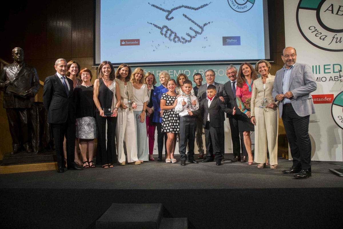 Premio ABC Solidario_ Foto:ABC
