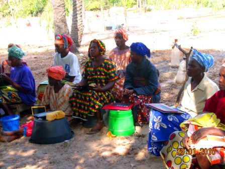 Alfabetización de Mujeres_Convenios Senegal_Manos Unidas