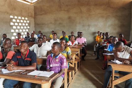 Foto Misión Bangassou/Fundación Bangassou