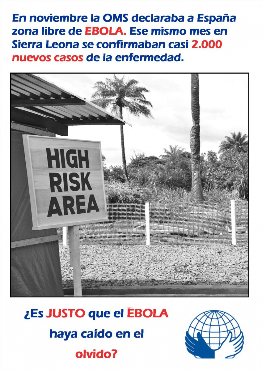 #SeJustoMU:Ebola