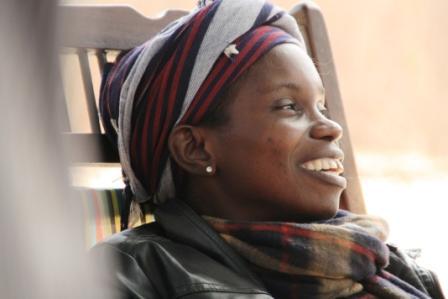 Fanta Goudiaby_Senegal. Foto:Antonio Galisteo