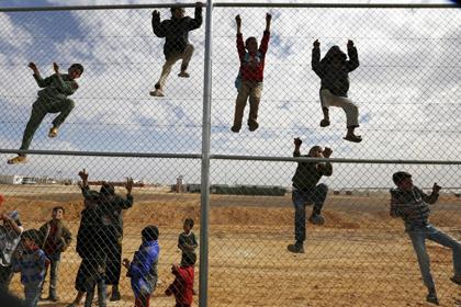 Refugiados - Foto Muhammad Hamed Reuters
