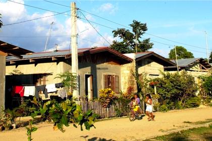Housing Filipinas - Foto Manos Unidas Zabida