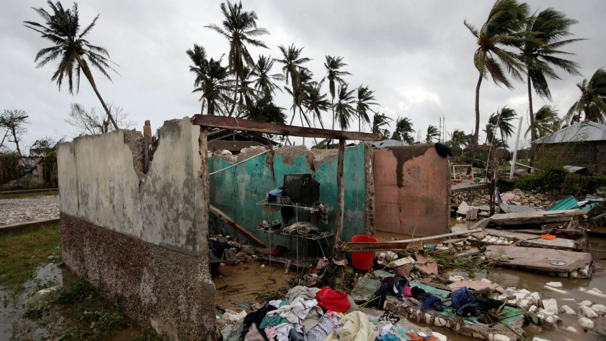 MANOS UNIDAS CON HAITÍ - Foto cedida por UCAD