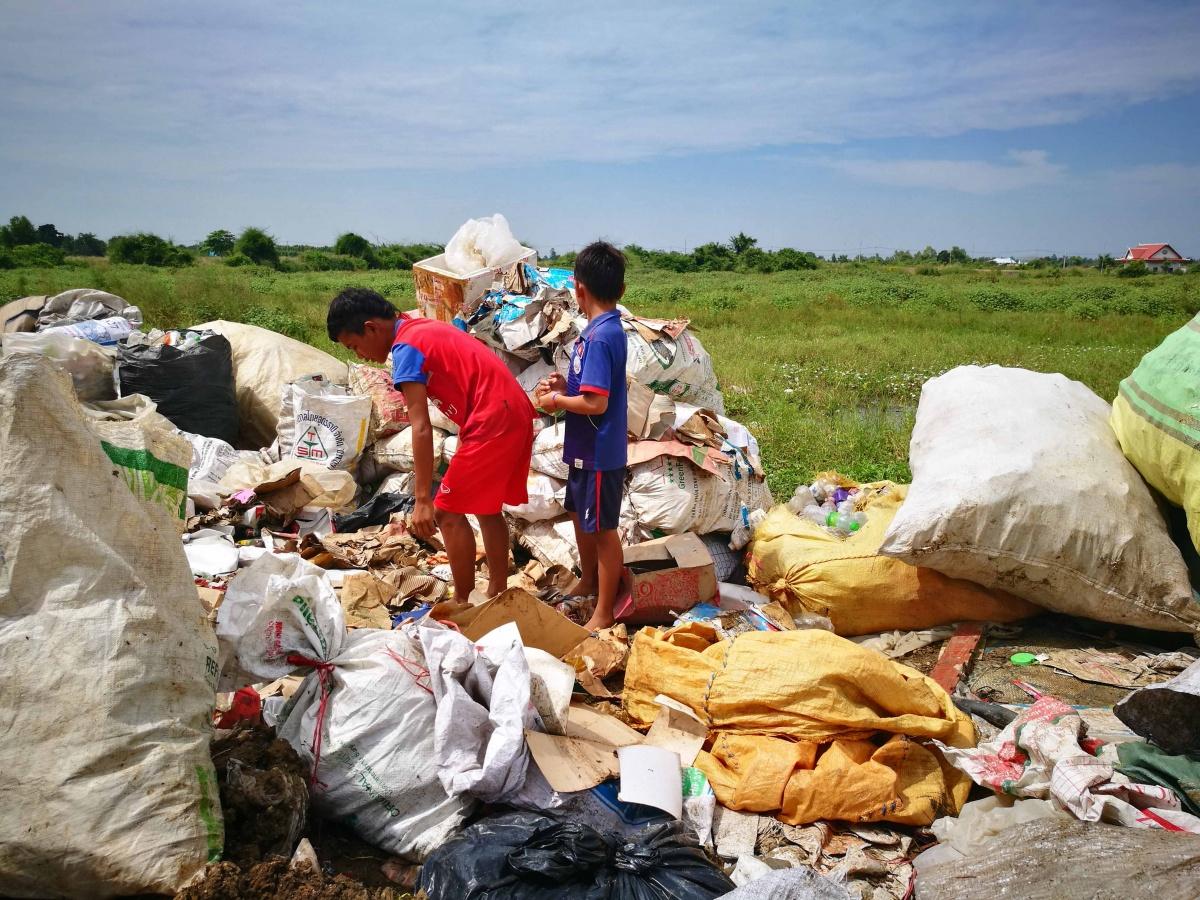 #DiadelNiño y Manos Unidas. Foto Camboya_Marta Carreño