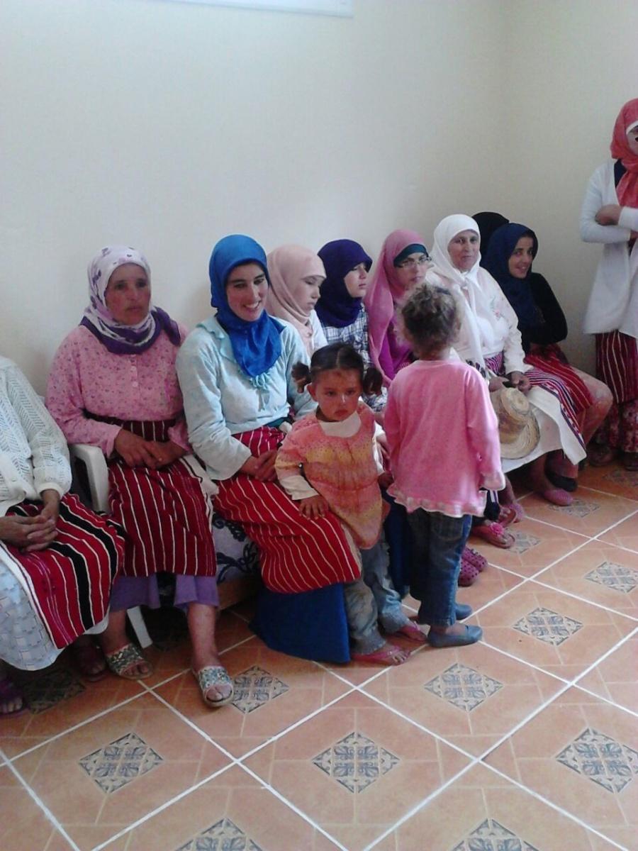 Ellas: las mujeres de Marruecos