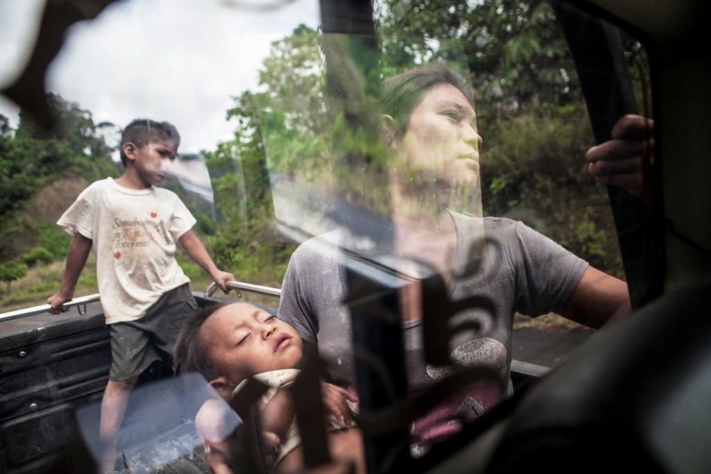 Ganador Premio Manos Unidas de Fotoperiodismo: Autores: OM Colectivo