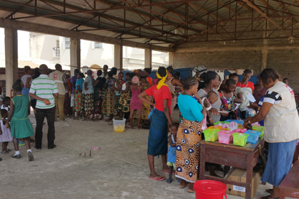 Sierra Leona - Foto Paloma Vogel - Elena Bragaglia - Manos Unidas