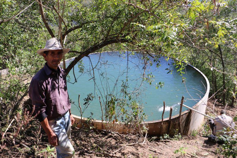 El agua, en la Amazonía colombiana