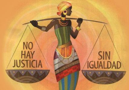 No hay justicia sin igualdad