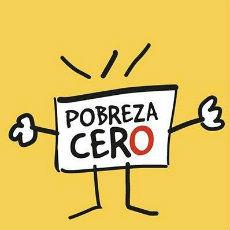 Campaña pobreza cero