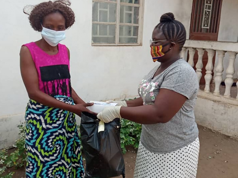 Coronavirus en Africa. Sierra leona. Foto: Manos Unidas