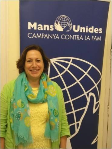 Elisenda García, presidenta-delegada de Terrassa