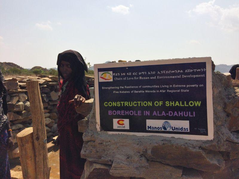Afar, Etiopía - Foto Manos Unidas AECID