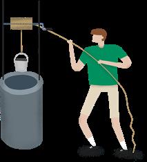 Agua y saneamiento
