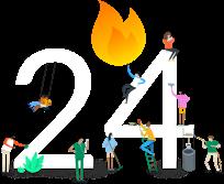 24h Manos Unidas