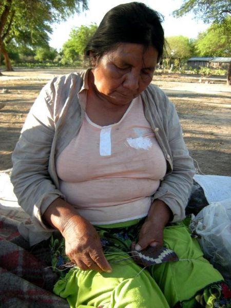 Paraguay - Foto Tierra Libre - Manos Unidas - Día Pueblos Indígenas