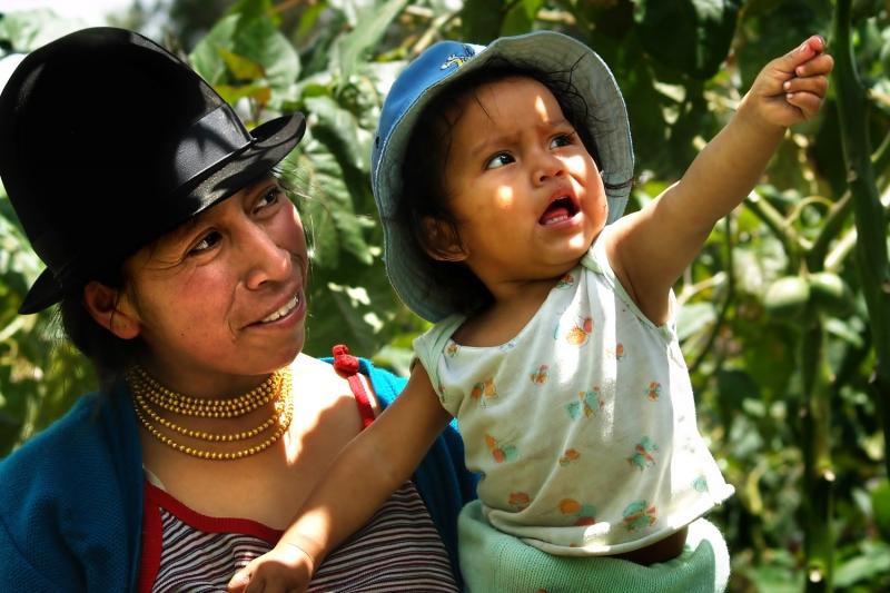 Día Mundial de los Refugiados 2021 (Ecuador | Javier Fernández)