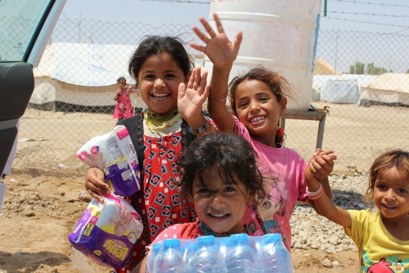 Día Mundial de los Refugiados 2021 (Irak | Manos Unidas)