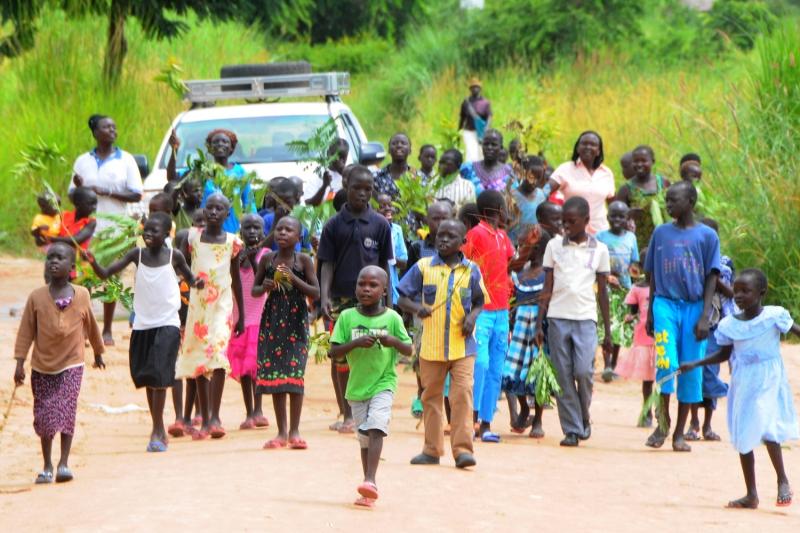 Día Mundial de los Refugiados 2021 (Uganda | Manos Unidas)