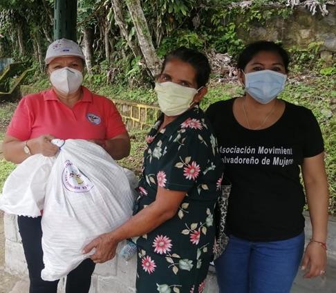 El Salvador - Foto Movimiento Salvadoreño de Mujeres - Manos Unidas