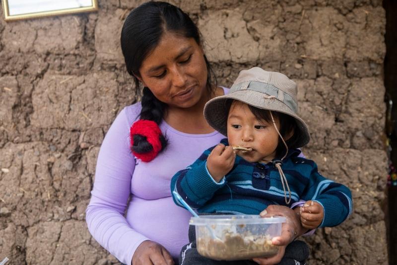 América Latina, Perú - Foto Ana Castañeda/Manos Unidas