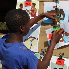 Coronavirus Africa_Zimbabue_Foto: Covadonga Suarez/Manos Unidas