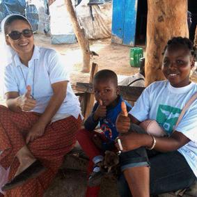 Coronavirus en Africa: Janeth Aguirr_ Manos Unidas en mali