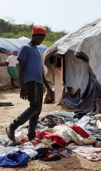 Haití - Una frontera de injusticia - Foto María Ángeles Muñoz - Manos Unidas
