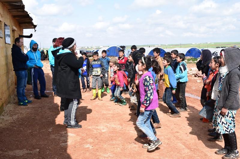 Siria-Manos Unidas Refugiados Oriente Medio