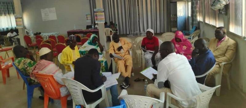 ACADIR - Dialogo interreligioso Camerún - Foto Espiritanos