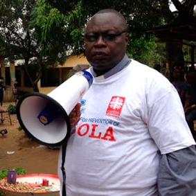 Peter Konteh_Coronavirus Africa_Sierra Leona: Manos Unidas
