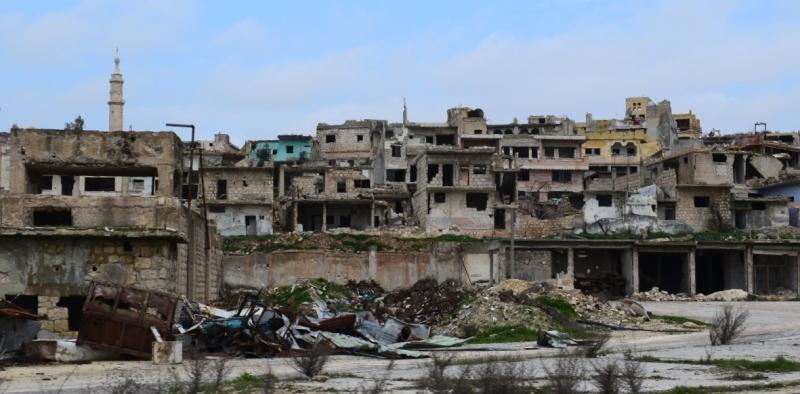 Siria - Foto Manos Unidas - Refugiados Oriente Medio