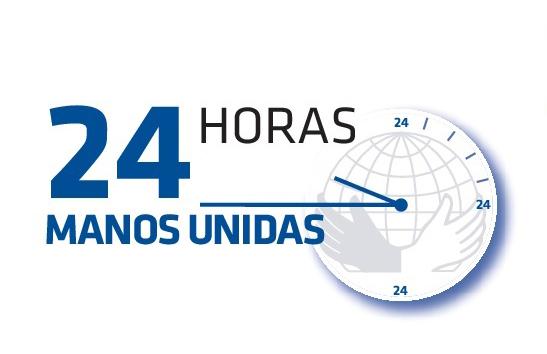 24 horas de Manos Unidas