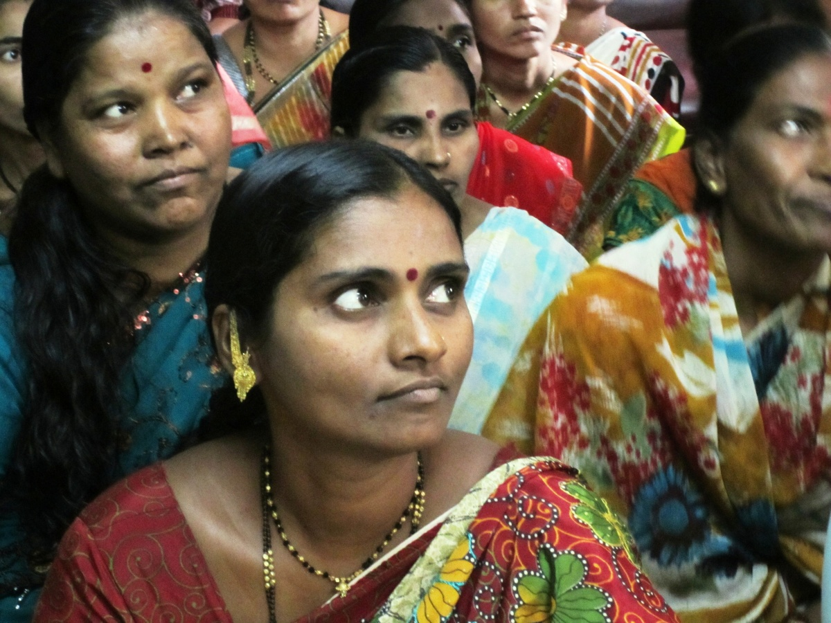 Acceso A Las Propiedades En índia Manos Unidas