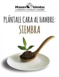Plántale cara al hambre:Siembra- #ManosUnidasSiembra