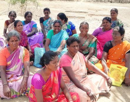 Programa de emprendimiento en India. Foto: SMSSS