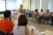 Curso para profesores en Zaragoza
