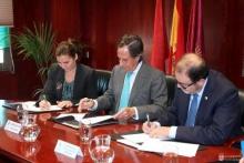 MU firma un Convenio de Colaboración con la FCA