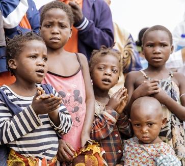 Proyectos de emergencia contra el coronavirus en África (Foto: Mozambique | Limbo Agency)