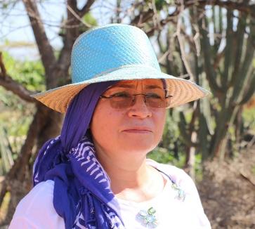 Ruth Chaparro, desde Colombia: «Necesitamos acciones urgentes frente a esta pandemia»