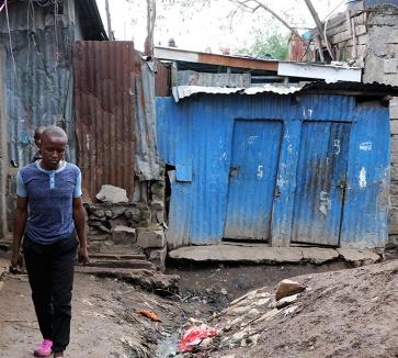 Coronavirus en los slum, atrapados y hambrientos (Foto: Kenia | Marta Carreño)