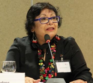 Julia Cuadros, desde Perú: «Las economías comunales van a ser vitales durante esta crisis» (Foto: Perú | CooperAcción)
