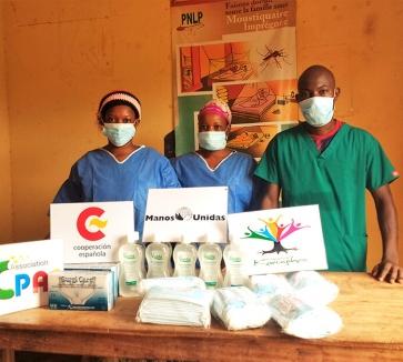 Luchamos para evitar la llegada del coronavirus a las zonas rurales de Senegal