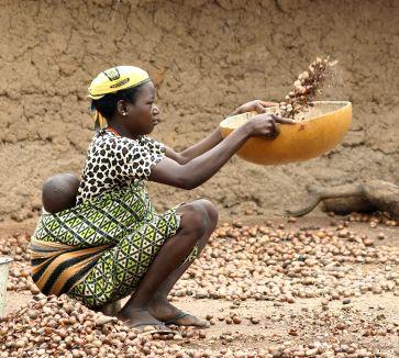 Tierra en África: donde habita la vida