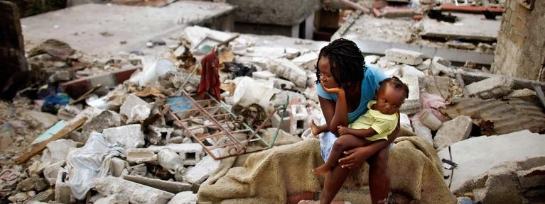 Emergencia Haití 2021