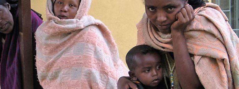 Manos Unidas colabora desde 1997 con el Hospital de Gambo, en Etiopía