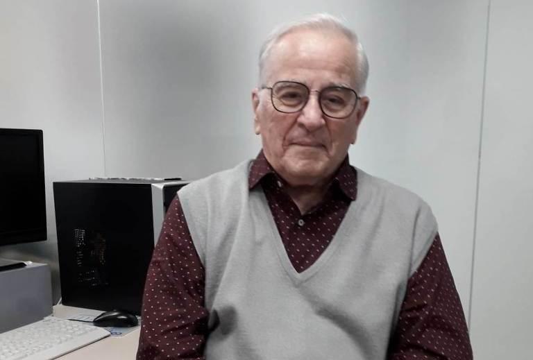Ángel Ardid, Tesorero de Manos Unidas Valencia durante 20 años.