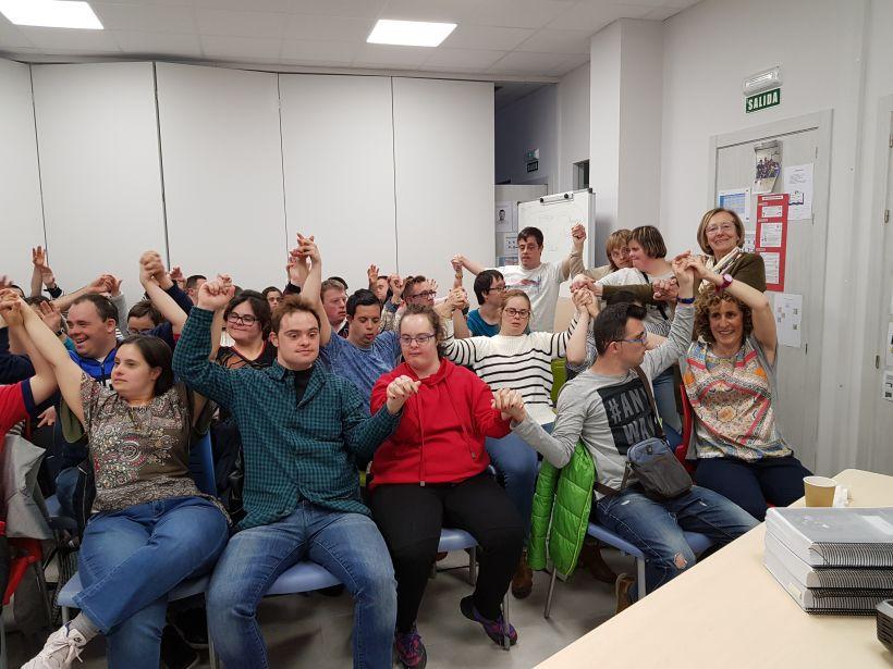 Manos Unidas Pamplona Asociación Síndrome de Down de Pamplona