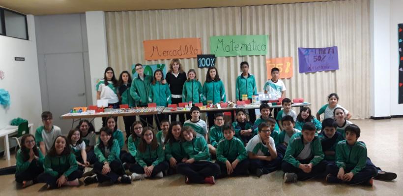 Visita al Colegio de la Presentación de Villava (Navarra)
